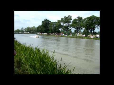 Fri fart på Göta kanal 2011