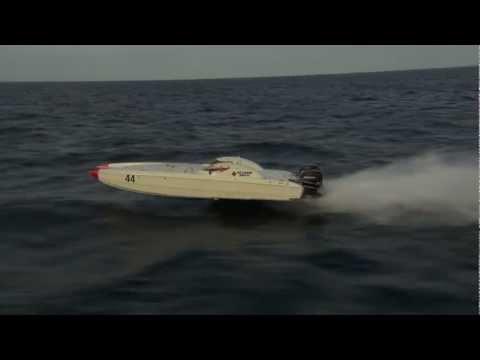 Flying Flipper, SKAGERAK ACROSS 2012 HD
