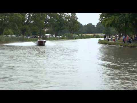 Fri Fart på Göta Kanal 2012