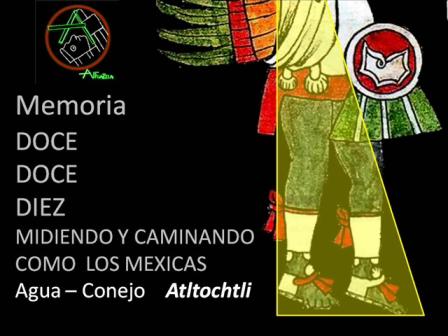 Informe Caminando como los Mexicas
