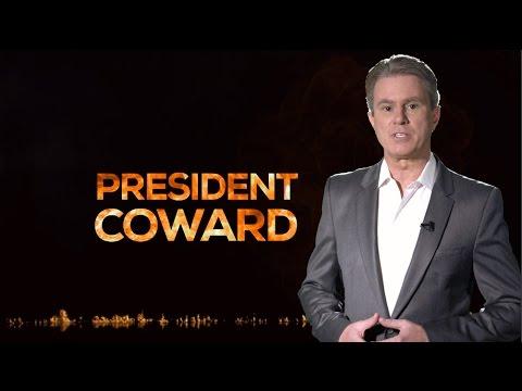 PRESIDENT COWARD