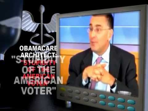 """""""Obamacare Stupid"""" TV Ad to Defeat Mary Landrieu by CCC PAC"""