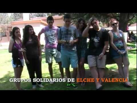 VII CERTAMEN DE INICIATIVA SOLIDARIA 2012 Y ESTANCIA DE LOS GANADORES EN SUNSEED: ECOALDEA EN ALMERÍA
