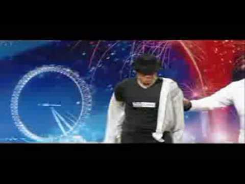 Michael Jackson - Britain's Got Talent! Funny & entertaining