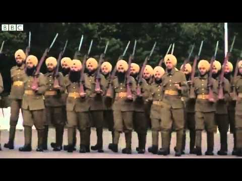 British Army Honours Sikh Role In World War One