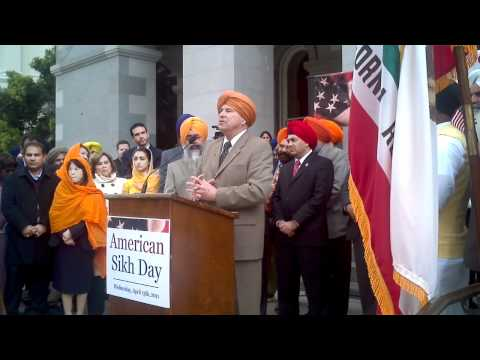 American Sikh Turban Day Capitol Hill, Sacramento, Ca April 13, 2011 Part 7