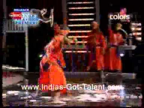 "India's got Talent KHOJ 2 Semifinal     ""Bir Khalsa Dal semifinal performance""........."