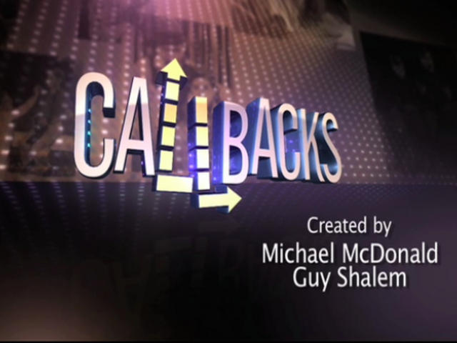 """Callbacks"" TV Pilot"