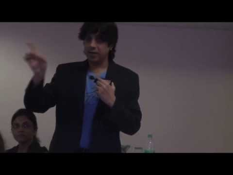 Dr Deepak Chaturvedi talking on Menopause and Thyroid