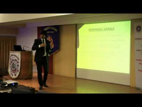 Dr Deepak Chaturvedi talking on Ghrelin for Weight Loss & Bariatric Surgery