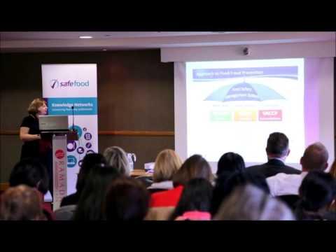 Food Authenticity Seminar presentation by Lynn Patterson