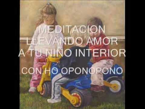 MEDITACION LLEVANDO AMOR A TU NIÑO INTERIOR  editado