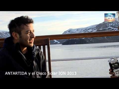 Antártida: Disco Solar ION