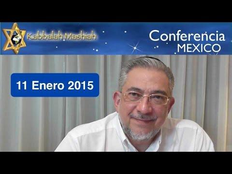 Albert Gozlan anuncia su próxima Conferencia en México: 11 Enero 2015