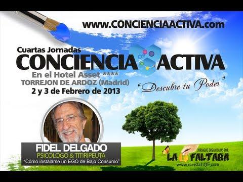 Fidel Delgado •  COMO INSTALARSE UN EGO DE BAJO CONSUMO