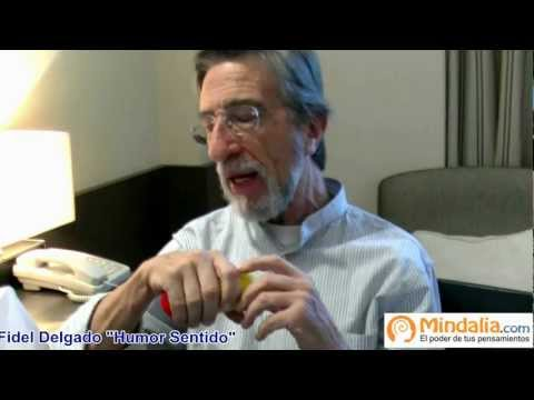 """Fidel Delgado entrevista  """"Humor Sentido"""""""