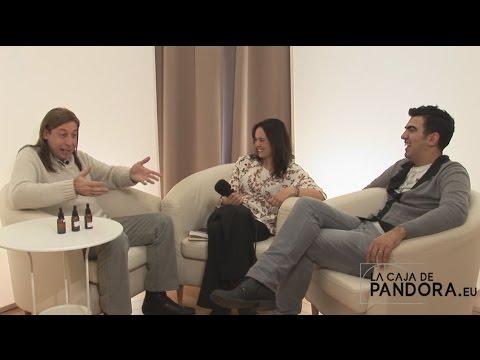 LAS AGUAS FUSIONADAS - Xavier Pedro, Maria Ibars y Sergio Ramos: ENTRE AMIGOS