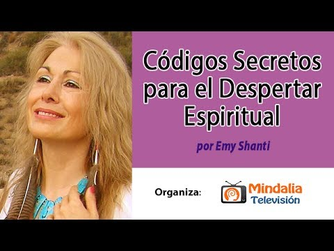 Códigos Secretos para el Despertar Espiritual por Emy Shanti