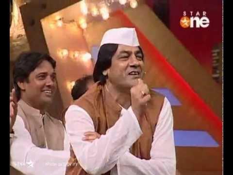 hasyakavi albela khatri as a dirty politician on star one