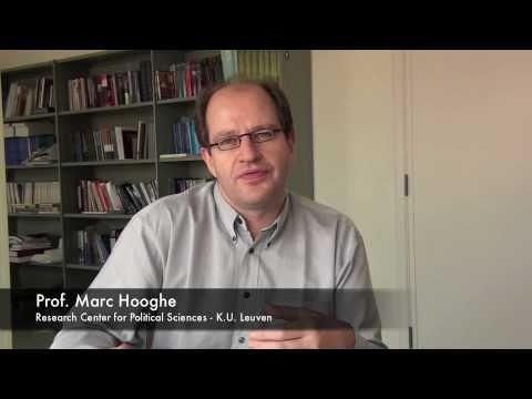 Open Access Week 2010 - Marc Hooghe