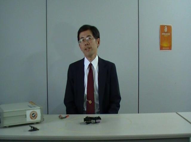 Message for Open Access : TODOROKI, Shin-ichi (Optronic Materials Center, NIMS)