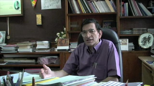 Prof. P. Balaram on Institutional Repository