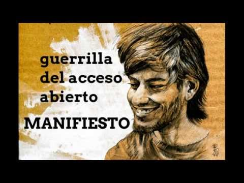 Manifiesto de la Guerrilla por el Acceso Abierto