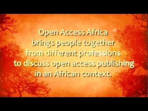 Open Access Africa 2012