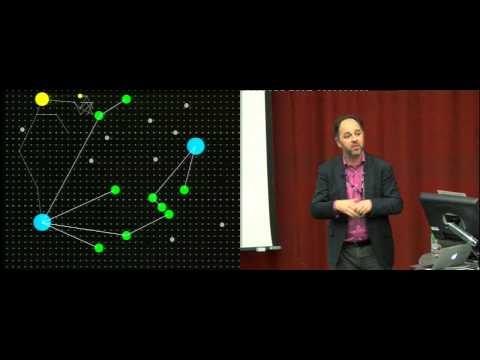 Opening Keynote from Cameron Neylon - Network Enabled Research