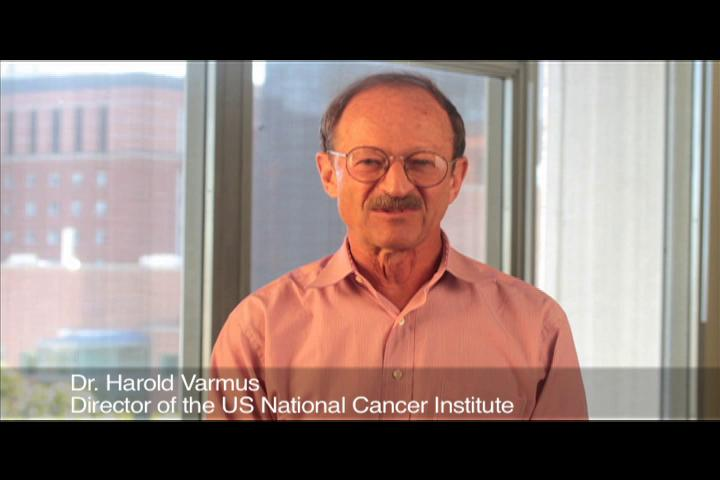 SPARC OAWeek 2010 Guest Harold Varmus, Director of the National Cancer Institute