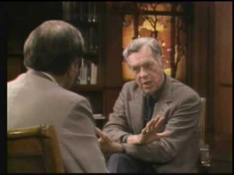 Joseph Campbell - The Power of Myth (Conversation 1of 6) 5/6
