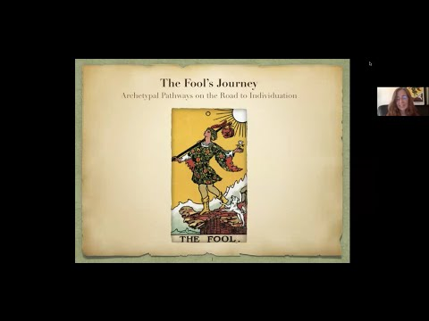 The Fool's Journey: Archetypal Patterns in Tarot on the Road to Individuation with Eva Rider M.A.