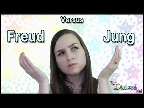 Freud vs Jung - Dream Interpretation and Symbols