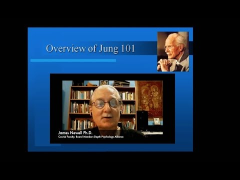 Introduction to Jungian Psychology—90-minute class with Dr. James Newell