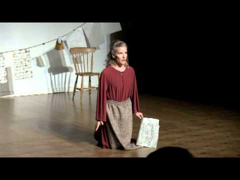 ON THE DOORSTEP OF THE CASTLE, by Elizabeth Clark-Stern, dance prolog and opening scene