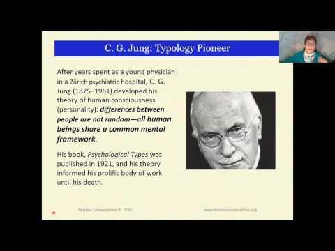 Intro to Using Typology: Dorene Mahoney and Shyrl McCormick via Depth Psych Alliance