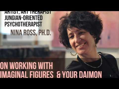 Nina Ross, PhD, on Imaginal Figures and Daimon