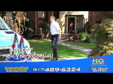 Waltham, Lincoln, Lexington, MA Electrician - Electrical Contractor Emergency Service