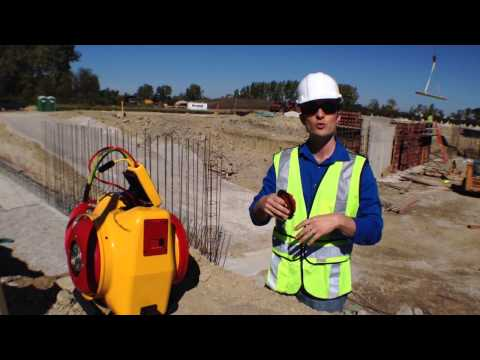 PROOF #009: Underground Commercial Duct Test for Air Leakage