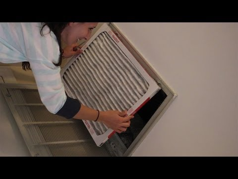 Ask Kim - How to change your home air filter