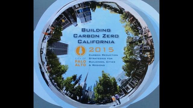 Building Carbon Zero 2015, PHCA