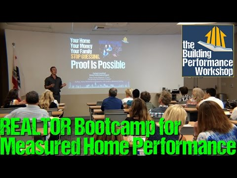 REALTOR Crash Course in Home Performance