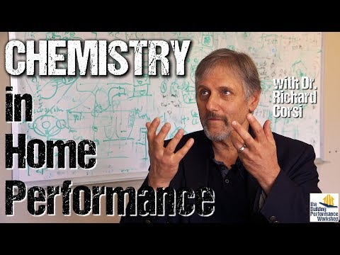 Chemistry and Building Performance with HOMEChem's Dr. Richard Corsi