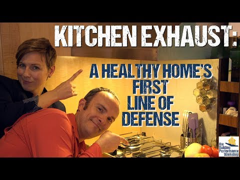 Kitchen Exhaust: Guide to Buying a Range Hood