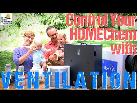 5 Types of Ventilation for Controlling Your HOMEChem
