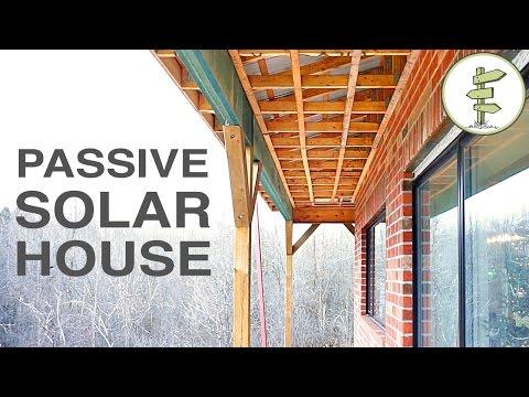 Couple Builds Energy Efficient Passive Solar Home