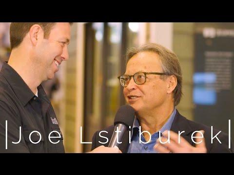 Interviewing Joe Lstiburek at the International Builder Show 2017