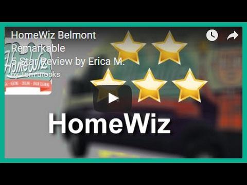 HomeWiz Boston 5 Star Review by Erica M.