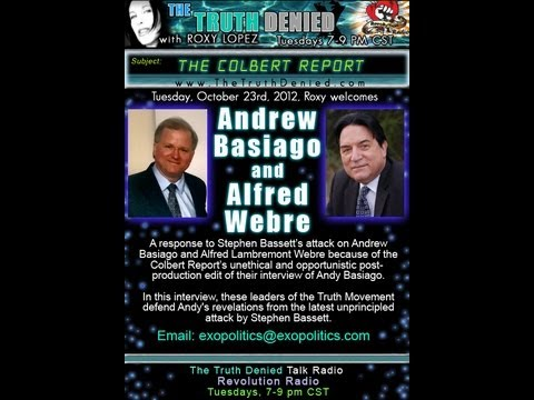 Andrew Basiago & Alfred Lambermont Webre EXPOSE TRUTH BEYOND the recent attacks!