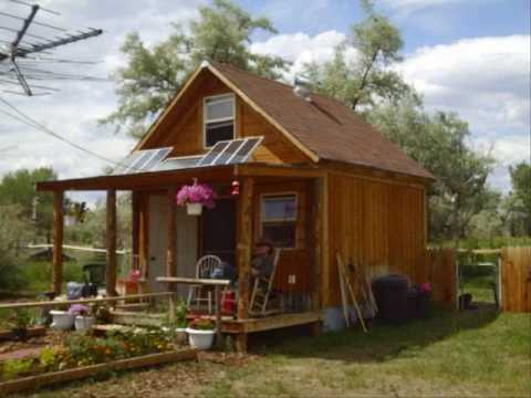 How to build a 14x14 solar cabin